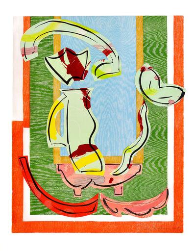Betty Woodman, 'Vases and Windows IV-05', 2010
