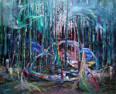 Gao Xingtong, 'Cyberbambù 3', 2020