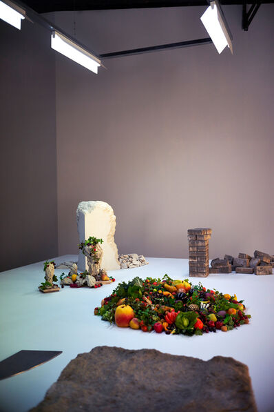 Sean Lynch, 'Adventure: Capital (Installation view)', 2015