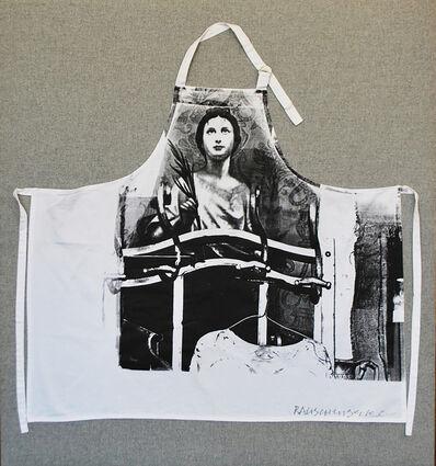 Robert Rauschenberg, 'Untitled (Apron)', 1997