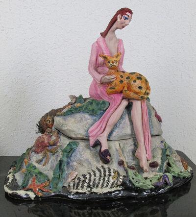 Maria Alquilar, 'Lingering Hopefully', ca. 1990