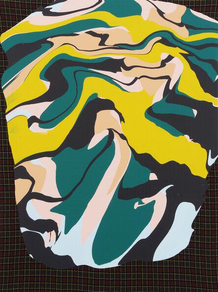 Jenny Sharaf, 'Untitled (Darryl K)', 2017