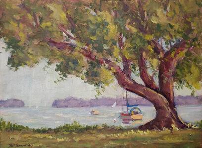 Bill Schmidt, 'Bayview Park Sarasota', 2020