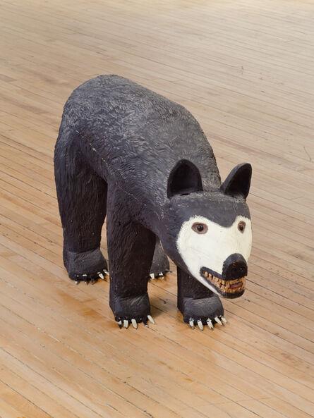 Felipe Benito Archuleta, 'Untitled (Bear)', 1982