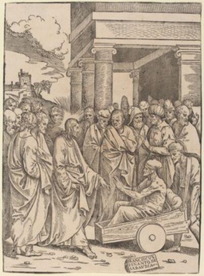 Francesco Denanto, 'The Raising of Lazarus'