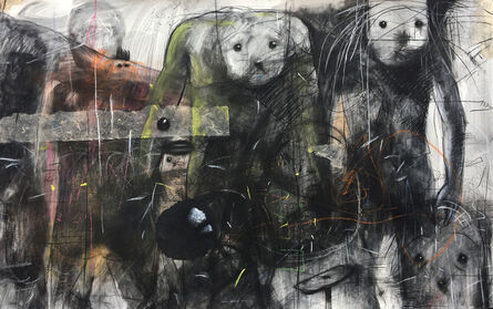 Iwan Effendi, 'The Spectators', 2020