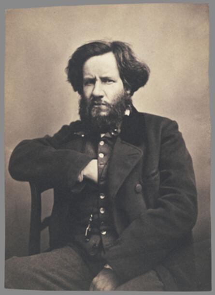 Nadar, 'Auguste Luchet', 1855-1859