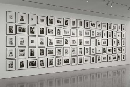Larry Clark, 'Teenage Lust, Installation view'