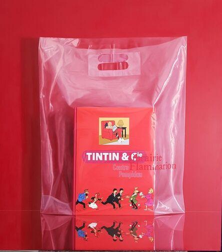 Carlos Vega, 'Tintin & Cie @Pompidou', 2020