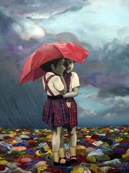 Tinho, 'Two Sisters', 2013