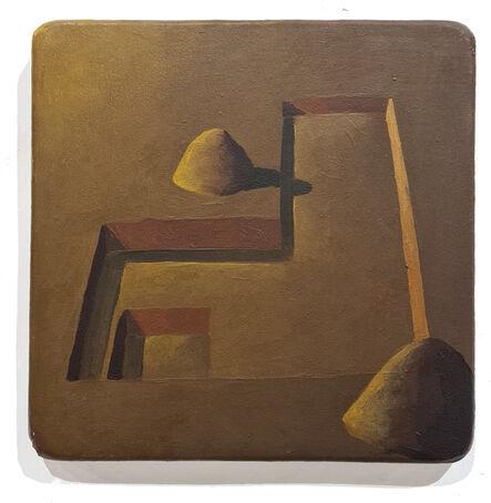Ángel Padrón, 'Excavación', 2000