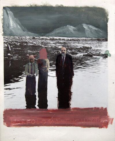 José Luis Serzo, 'La tercera pregunta ', 2017