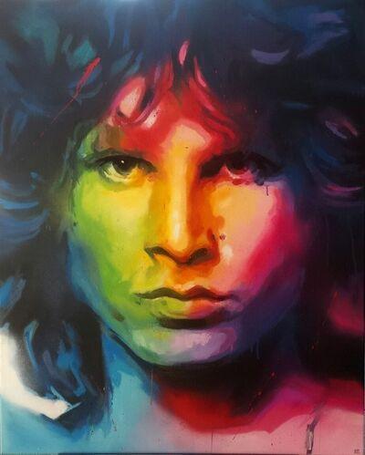 Axe Colours, 'Jim Morrison', 2017