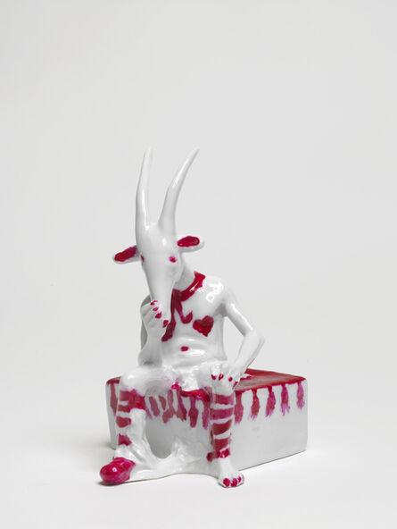 Pawel Althamer, 'Billy the Goat', 2018