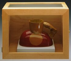 Ken Price, 'The Fireworm Cup', 1991