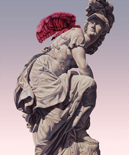 Matthew Quick, 'Divine authority', 2015