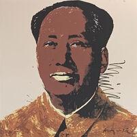 Andy Warhol, 'Mao', 1986