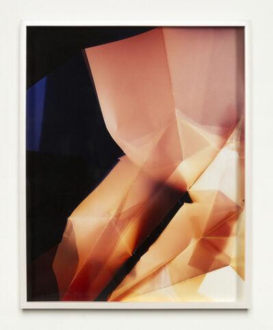 Walead Beshty, 'Three Sided Picture (MRY), January 11, 2007, Santa Clarita, California, Fujicolor Crystal Archive', 2020