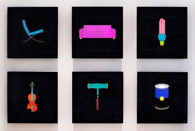 Michael Craig-Martin, 'Light', 2013