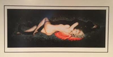 Olivia De Berardinis, 'La Femme and Panther'