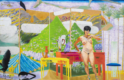 Les Biller, 'Just a Moment', 2007