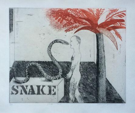 David Hockney, 'Jungle Boy', 1964