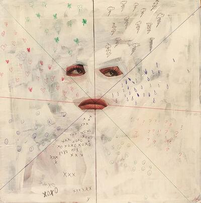 Alison Mosshart, 'Untitled (Valentines Record)', 2018