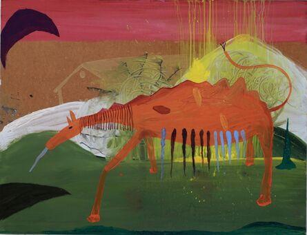 Matthias Dornfeld, 'Untitled (out of the animal series)', 2018