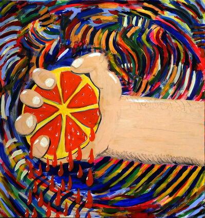 Elad Rosen, 'Squeezed Fruit', 2015