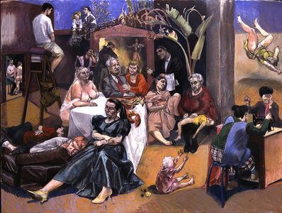 Paula Rego, 'Celestina's House', 2000-2001