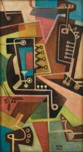 Handrio, 'Composition III', 1967