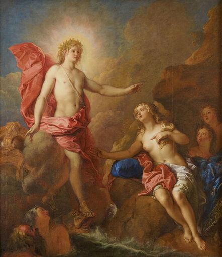 Charles de La Fosse, 'Apollon et Thétis (Apollo and Thetis)', 1688