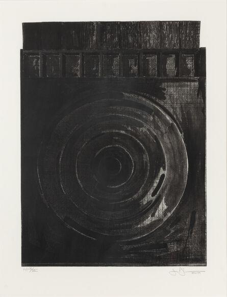 Jasper Johns, 'Target with Plaster Casts', 1990