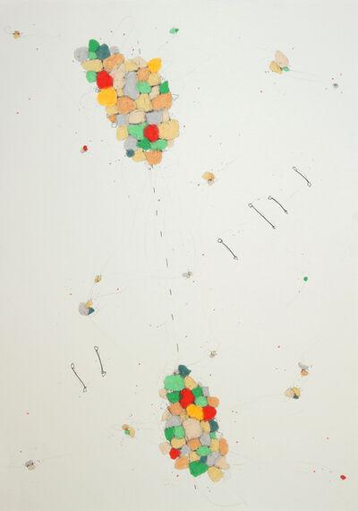Denise Schellmann, 'Collision VI', 2019