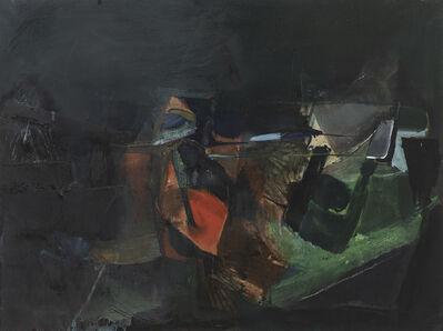 Gisèle Van Lange, 'Paysage-nuit', 1964