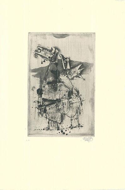 Johnny Friedlaender, 'Chèvre', 1963