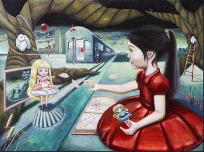 Iara Celeste Diaz, 'Sophia, West of Eden', 2012