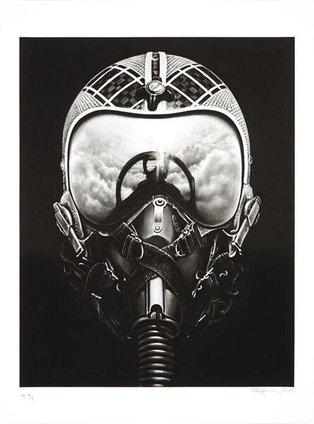 Robert Longo, 'Iceman X', 2012