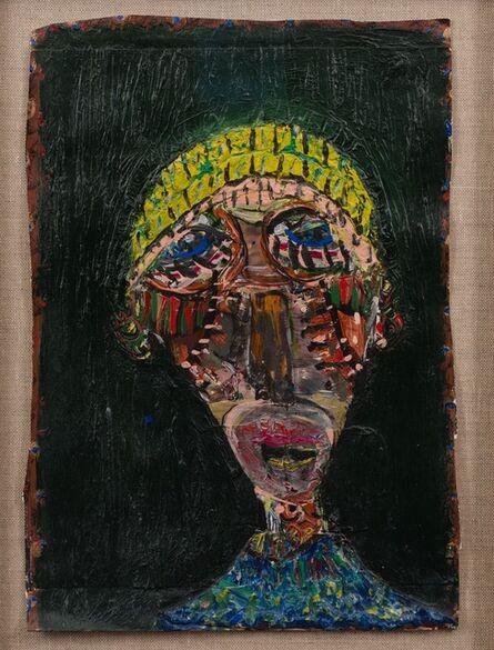 Anne Grgich, 'Untitled (Portrait) ', 1992-1995