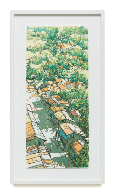 Ong Kim Seng, 'Panaroma Ubin (Changing Times: Main Street, Ubin series)', 2004