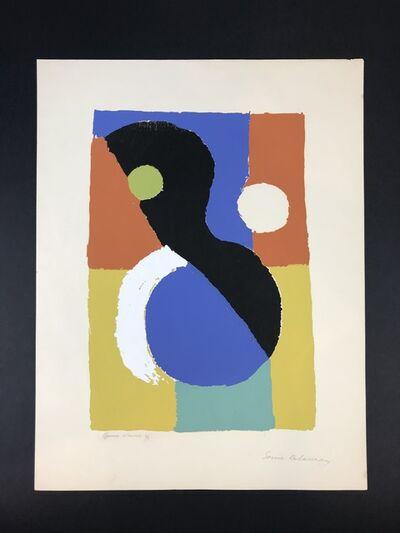 Sonia Delaunay, 'Composition', 1953