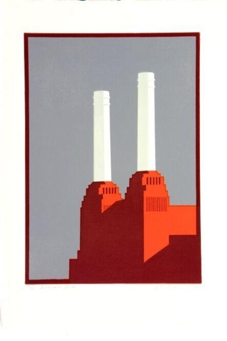 Paul Catherall, 'Battersea Slate II'
