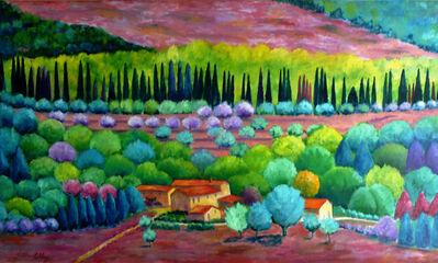William Kelley, 'Monteriggioni, 2011'