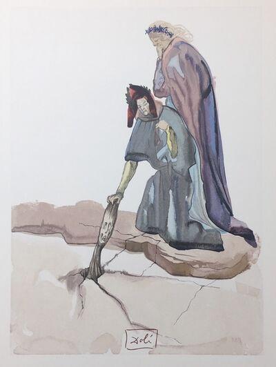 Salvador Dalí, 'Hell Canto 32 - Traitors to their homeland', 1959-1963