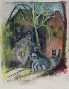 Christine Sefolosha, 'Wuthering Heights', 2013