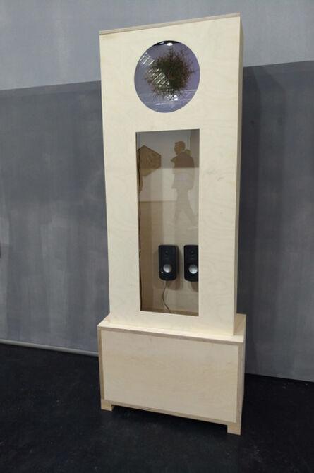 """Patricija Gilytė, '""""Orbis Clock""""', 2017"""