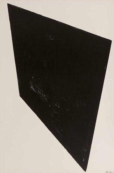 Richard Serra, 'Eight by Eight', 1972
