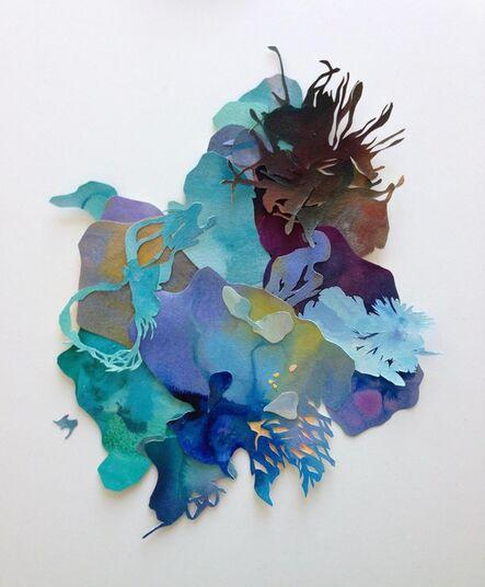Alexandra Chiou, 'Blue Majesty', 2017
