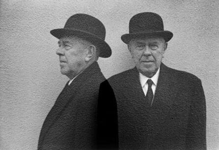 Duane Michals, 'René Magritte', 1965
