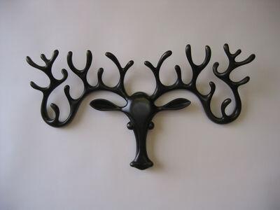 Judy Kensley McKie, 'Moose Rack', 2006